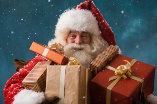 Weihnachtsmann groß und stattlich hat noch Termine frei am 24.12.2019 - Bremerhaven