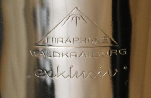 Original Miraphone Bariton in Bb, aufrechte Bauweise inkl. Koffer - Bremen Mitte