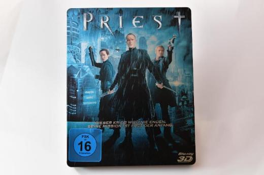 Priest [Blu-ray] - SEHR GUT-- - Emstek