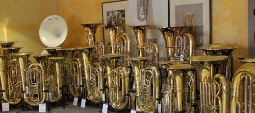 B & S Profiklasse Tuba in BBb, Modell GR 55 - L, Neuware, Sonderpreis - Bremen Mitte