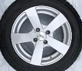 4 Winterkompletträder für Opel-Corsa 100 PS oder Diesel - Bremen Obervieland