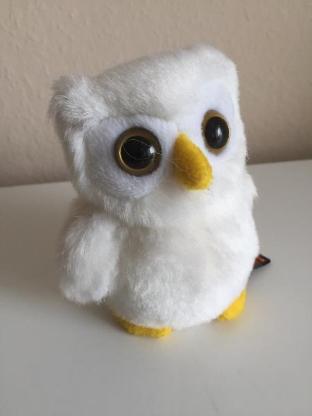 Harry Potter Plüsch Eule Hedwig -Sammlerstücke- - Bremen