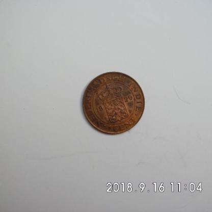 1 Cent Niederländisch Indien 1929 - Bremen