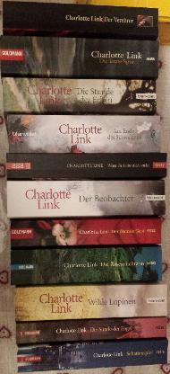 Liebhaber der Charlotte Link Bücher