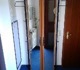 Garderobe, Garderobenschrank mit zwei Spiegeltüren - Bremen