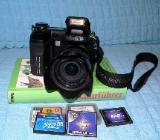 Ich verkaufe digital Fotokamera Minolta DIMAGE A1 - Bremen