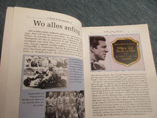 Ein Buch über Ralf Schumacher - Bremen