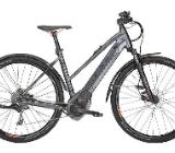 "Bulls Cross Flyer Evo Damen E-Bike 28"" 50cm  schwarz grau 2018 - Friesoythe"