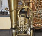 F - Tuba, 3 Zylinderdrehventile, gebraucht - Bremen Mitte