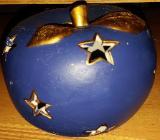Deko / Weihnachten / Windlicht als Apfel 14947 - Verden (Aller)