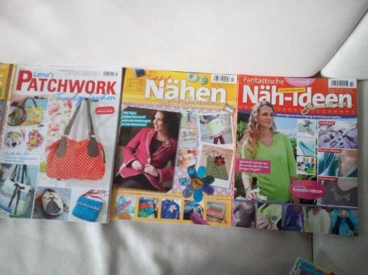Viele Nähbücher - Schiffdorf