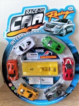 Race-Car Auto Rennen - Holdorf