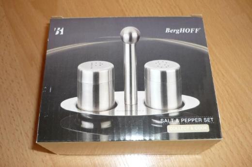 BergHOFF Salt & Pepper Set