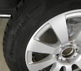Winterreifen Komplettsatz Conti WinterContact TS 850 P für Mercedes W 212 - Bremen
