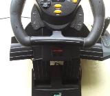Jordan Grand-Prix Lenkrad und Fußpedale Nintendo 64 - Verden (Aller)