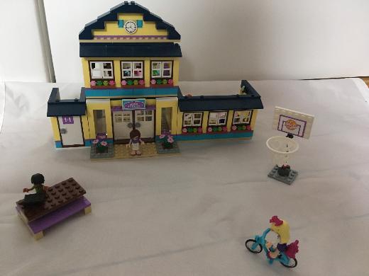 Lego friends Schule, sehr gut erhalten