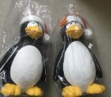 Weihnachts Pappmaché Pinguine - Bremen