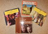 Klassik Lps, Opern Gesamtaufnahmen, Oratorien, Vokalmusik