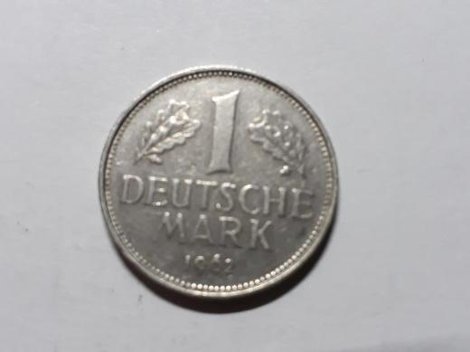 4  1DM Umlaufmünzen - Bremervörde