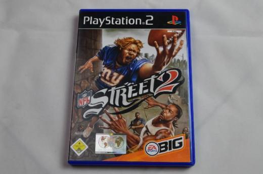 NFL Street 2 --PS2-- - Emstek