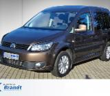 Volkswagen Caddy 1.6 TDI Team DSG*XENON*NAVI*GRA*AHK - Weyhe