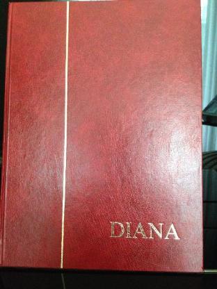 Jubiläumskollektion zum 50. Geburtstag von Lady Diana im Album