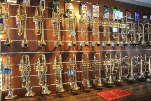 Yamaha Plutus Trompete. Neuware, 5 Jahre Garantie - Bremen Mitte