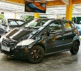 Mercedes-Benz A 160 - Hambergen