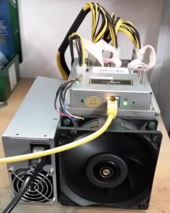 A N T M I N E R S7 ASIC Miner 4.73TH/ s für Bitcoin-Mining inkl. Bitmain Netzteil APW3 + + - Oyten