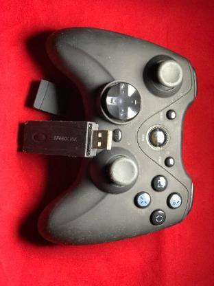 Speedlink XEOX wireless Controller für die PS3 - Emstek