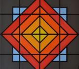 """Acrylbild """"Geometric 2013 - 105"""" von Ramke.Art - Bremen"""