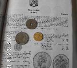 Münzen aus Rumänien - Bremen Woltmershausen