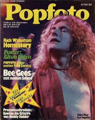 SUCHE POP / POPFOTO Zeitschriften - Jever