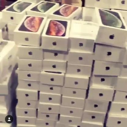 Verkaufsförderung Apple iPhone XS, iPhone XS Max, iPhone X, iPhone 8 - Neuenkirchen (bei Bassum)