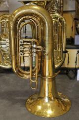 Gebrauchte Voss B - Tuba, Zylinderventile