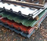 Trapezbleche - Profilbleche für Dach und Wand günstig und schnell! - Zeven