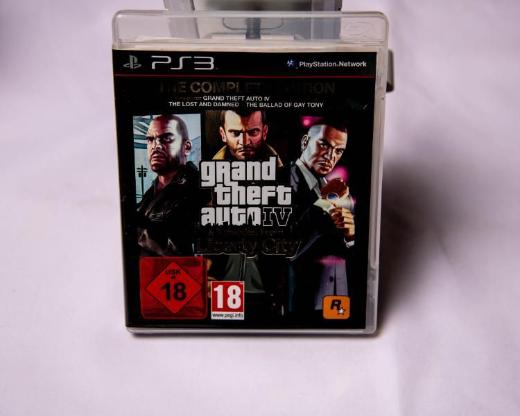 Grand Theft Auto IV & Episodes from Liberty City - The Complete Edition  PS3 - Emstek