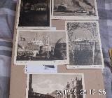 5 Alte Postkarten aus Hamburg - Bremen
