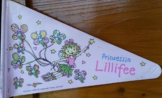 "Wimpelstange ""Lillifee"" doppelwandig 175cm lang - Verden (Aller)"