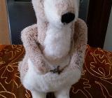 Steiff Känguruh aus den 1970ern mit Baby - Bremen