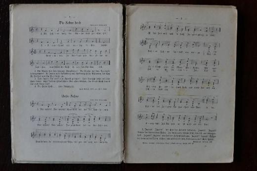 Musikbuch für Mittelschulen - Bremerhaven