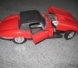 Sammlerfahrzeug Jaguar Oldtimer. - Stuhr