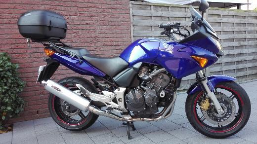 Honda CBF 600 S PC 38 - Bremen