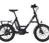 """i:SY DrivE R.E-14 Unisex E-Bike 20"""" Rohloff eHub Faltrad schwarz - Friesoythe"""