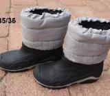 Winterstiefel Snowboots Stiefel Boots Gr. 35/36 neuwertig - Bremen