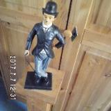 Charlie Chaplin Figur