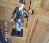 Charlie Chaplin Figur - Bremen