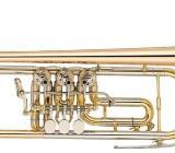 Yamaha Konzert - Trompete in B. Goldmessing. Neuware - Bremen Mitte
