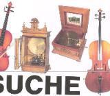 Musiklehrer sucht Cello, Geige, Polyphon - Dörverden