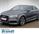 Audi A3 Limousine 2.0 TDI S-Line S-tronic LED*NAVI*GRA - Weyhe
